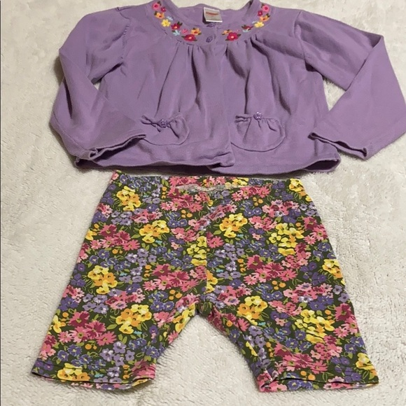 Gymboree Other - Toddler Sweater and Shorts. EUC